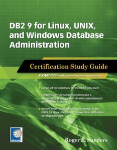 DB2 9 for Linux, UNIX, and Windows Database Administration: Certification Study Guide-cover