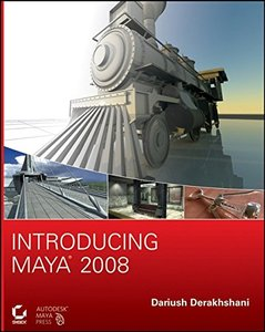 Introducing Maya 2008 (Paperback)-cover