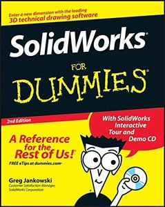 SolidWorks For Dummies, 2/e-cover