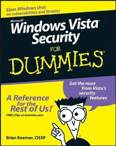 Windows Vista Security For Dummies
