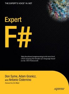 Expert F# (Hardcover)-cover