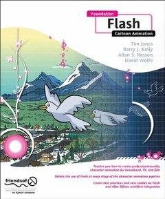 Foundation Flash Cartoon Animation (Paperback)-cover