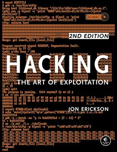 Hacking: The Art of Exploitation, 2/e (Paperback)-cover