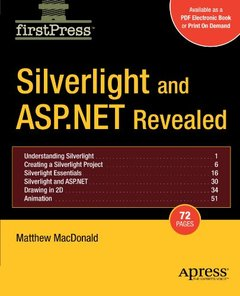 Silverlight and ASP.NET Revealed (Paperback)-cover