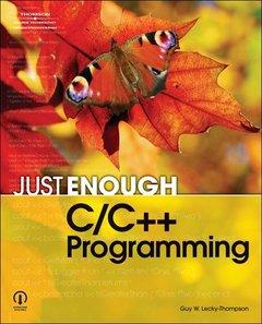 Just Enough C/C ++ Programming-cover