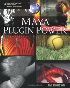 Maya Plug-In Power (Paperback)-cover