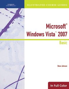 Illustrated Course Guide: Windows Vista 2007 Basic-cover