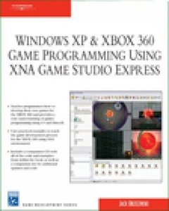 XNA Game Studio 4.0 for Xbox 360 Developers (Paperback)-cover