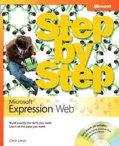Microsoft Expression Web Step by Step-cover
