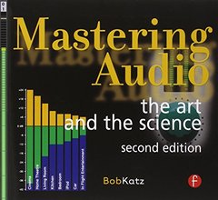 Mastering Audio, 2/e: The art and the science (Paperback)-cover