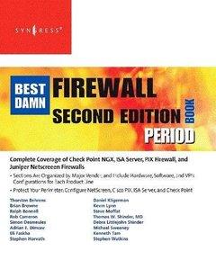 The Best Damn Firewall Book Period, 2/e-cover