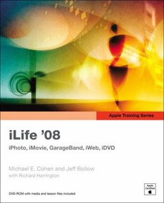 Apple Training Series : iLife 08 (Paperback)-cover