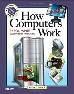 How Computers Work, 9/e (Paperback)-cover
