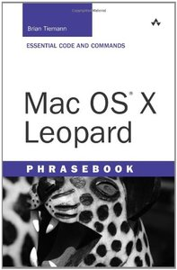 Mac OS X Leopard Phrasebook-cover