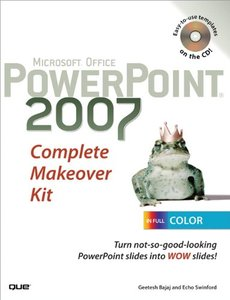 Microsoft Office PowerPoint 2007 Complete Makeover Kit-cover