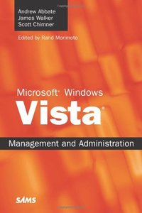 Microsoft Windows Vista Management and Administration-cover