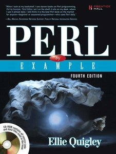 Perl by Example, 4/e (Paperback)-cover