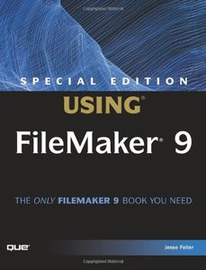 Special Edition Using FileMaker 9 (Paperback)-cover