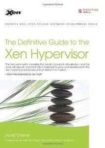 The Definitive Guide to the Xen Hypervisor (Hardcover)-cover