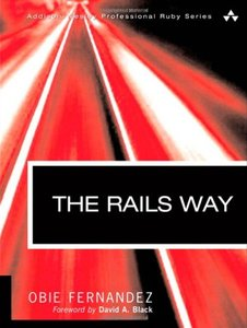 The Rails Way (Paperback)-cover