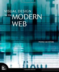 Visual Design for the Modern Web-cover