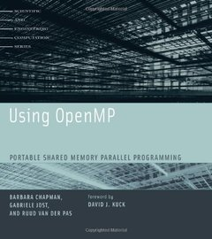 Using OpenMP: Portable Shared Memory Parallel Programming (Paperback)-cover