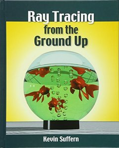 Ray Tracing from the Ground Up (Hardcover)-cover