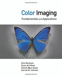 Color Imaging: Fundamentals and Applications (Hardcover)-cover