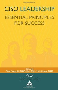 CISO Leadership: Essential Principles for Success-cover