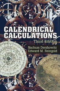 Calendrical Calculations-cover