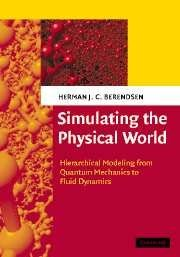 Simulating the Physical World: Hierarchical Modeling from Quantum Mechanics to Fluid Dynamics-cover
