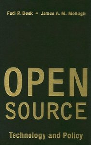 Open Source: Technology and Policy-cover