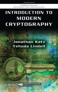 Introduction to Modern Cryptography: Principles and Protocols (Hardcover)-cover