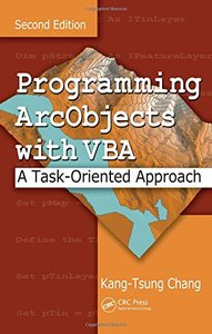 Programming ArcObjects with VBA: A Task-Oriented Approach, 2/e (Hardcover)-cover