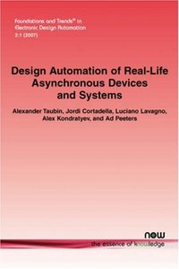 Design Automation of Real-Life Asynchronous Devices and Systems-cover