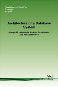 Architecture of a Database System-cover