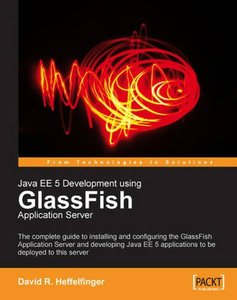 Java EE 5 Development using GlassFish Application Server-cover