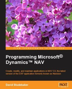 Programming Microsoft Dynamics NAV-cover