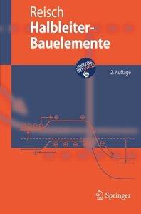 Halbleiter-Bauelemente (Springer-Lehrbuch)