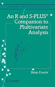 An R and S-Plus? Companion to Multivariate Analysis (Springer Texts in Statistics)-cover