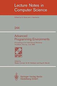 Advanced Programming Environments