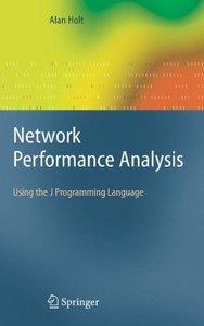 Network Performance Analysis: Using the J Programming Language-cover