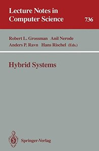 Hybrid Systems (Lecture Notes in Computer Science)-cover