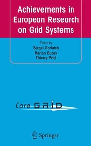 Achievements in European Research on Grid Systems-cover