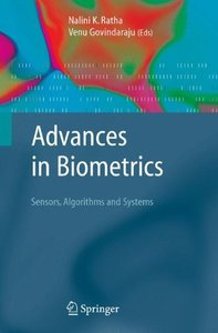 Advances in Biometrics: Sensors, Algorithms and Systems (Hardcover)-cover