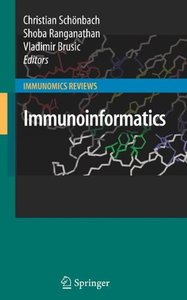 Immunoinformatics (Immunomics Reviews:)-cover