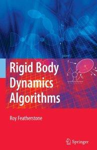Rigid Body Dynamics Algorithms-cover