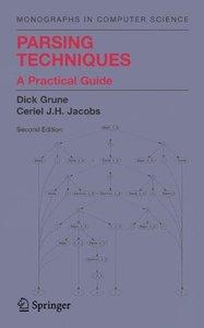 Parsing Techniques: A Practical Guide, 2/e-cover