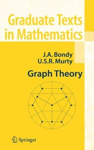 Graph Theory (Graduate Texts in Mathematics)-cover