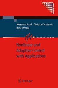 Nonlinear and Adaptive Control with Applications (Communications and Control Engineering)-cover